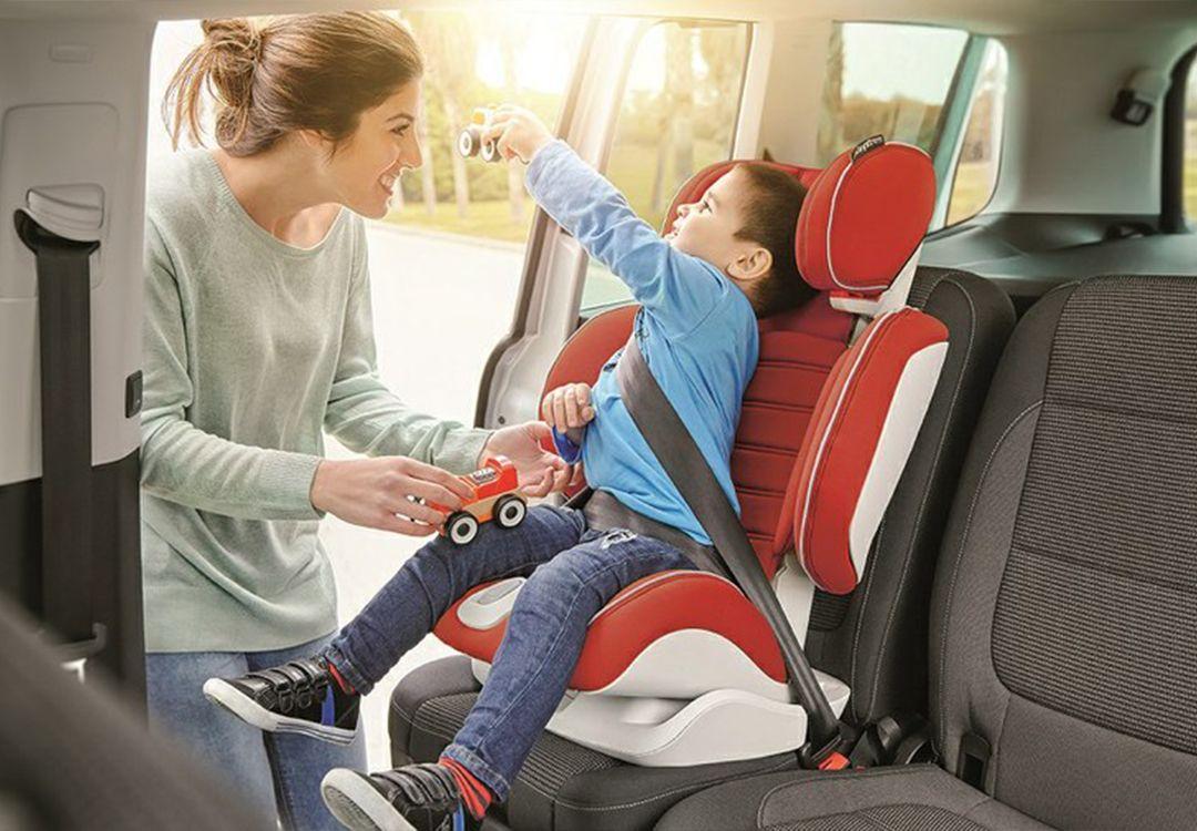 Sillas de coche más seguras